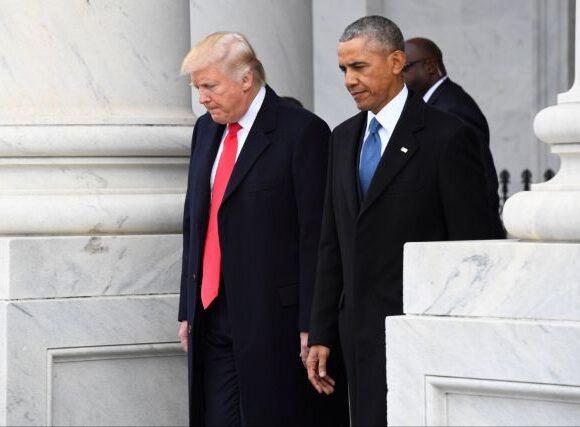 Ο Τραμπ προσέλαβε σωσία του Ομπάμα για να έχει τη χαρά να τον… απολύσει