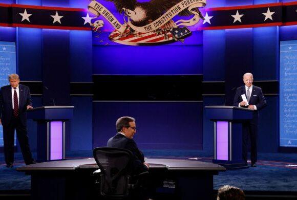 Πώς αποτιμάται το debate Τραμπ και Μπάιντεν – Ποιος «έκλεισε το μάτι» στους ακροδεξιούς