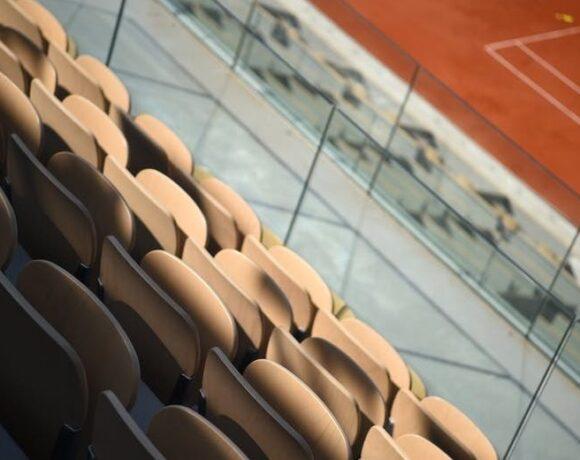 Ρολάν Γκαρός: Φόβοι για μείωση των θεατών σε 1000 άτομα