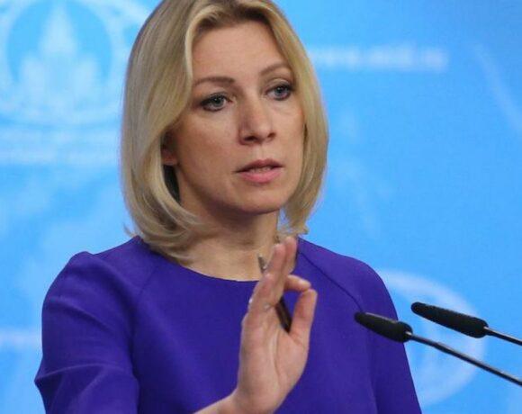 Σοβαρό επεισόδιο Σερβίας – Ρωσίας : Ανάρτηση της Ζαχάροβα με τον Βούτσιτς ως… Σάρον Στόουν μπροστά στον Τραμπ