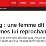 Σοκαριστικό περιστατικό στο Στρασβούργο: Ανεγκέφαλοι έδειραν φοιτήτρια επειδή φορούσε φούστα