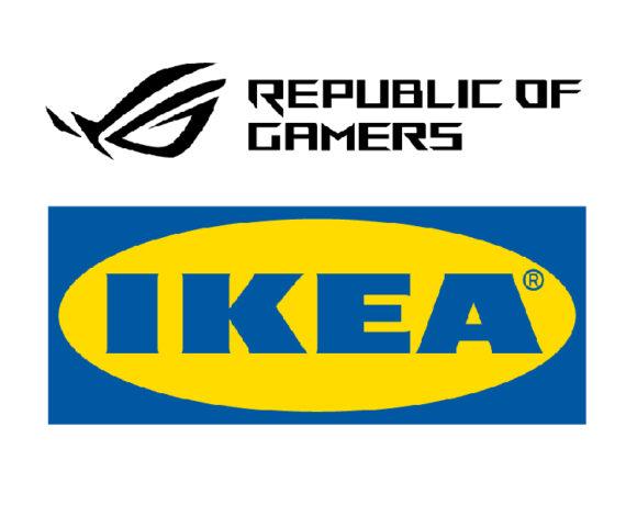 Συνεργασία IKEA και ROG με νέα σειρά επίπλων και αξεσουάρ για gamers