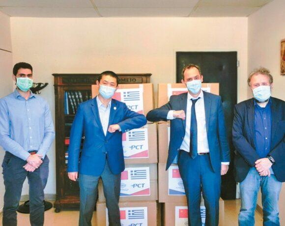 Τι φέρνει στον Πειραιά ο Κινέζος νέος CEO του ΟΛΠ