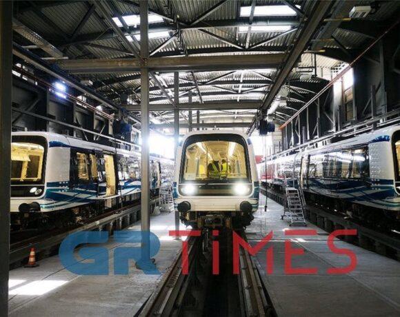 Το μετρό Θεσσαλονίκης σε κίνηση – 550 λεωφορεία έως το τέλος του έτους