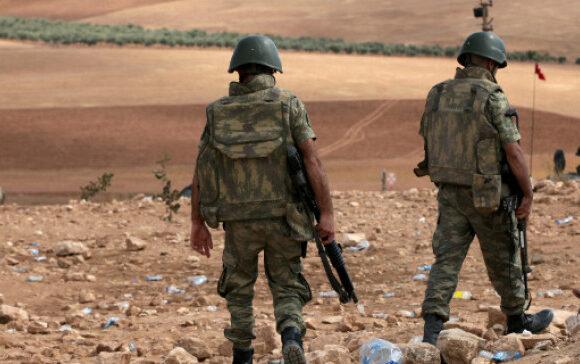Τουρκία : Μεταφορά κατοχικών στρατευμάτων στη Συρία
