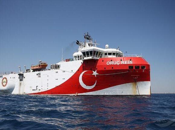 Τουρκία: Να αποσύρει η Ελλάδα τα πλοία της γύρω από το Orurc Reis