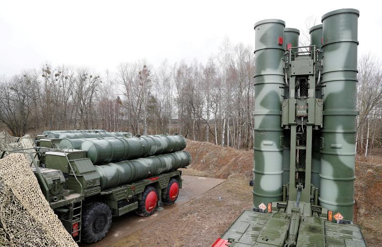 Τσαβούσογλου : Δεν έχουμε ενεργοποιήσει ακόμα τους S-400