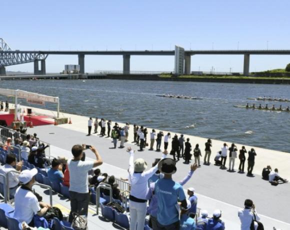 Τόκιο 2020: Διαθέσιμες για κοινωνικές εκδηλώσεις οι ναυταθλητικές εγκαταστάσεις