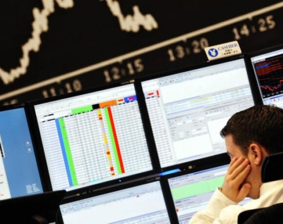 Υποχωρούν οι ευρωαγορές μετά την επεισοδιακή τηλεμαχία στις ΗΠΑ