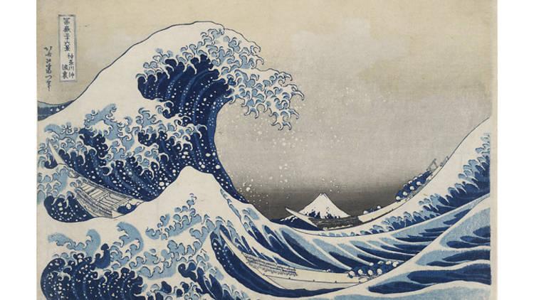 «Χαμένα» έργα του Χοκουσάι στο Βρετανικό Μουσείο