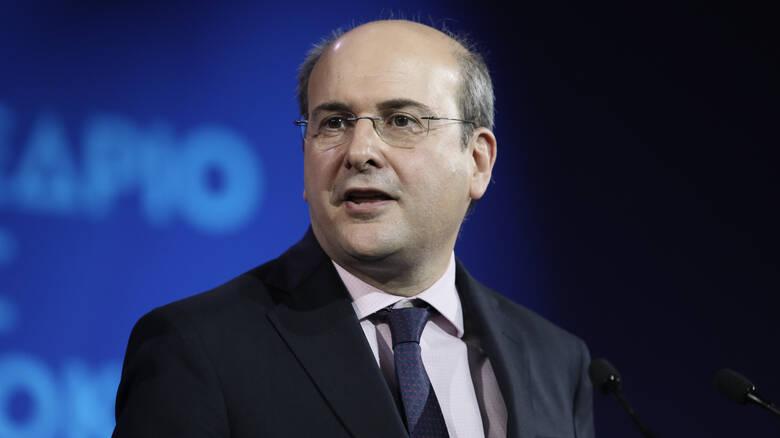 Χατζηδάκης: «Θα σπάσουμε αυγά» για την απελευθέρωση της αγοράς ενέργειας