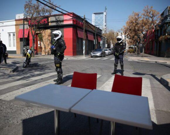 Χιλή – Κοροναϊός : Διχάζει η άρση της καραντίνας στο Σαντιάγο μετά από μήνες
