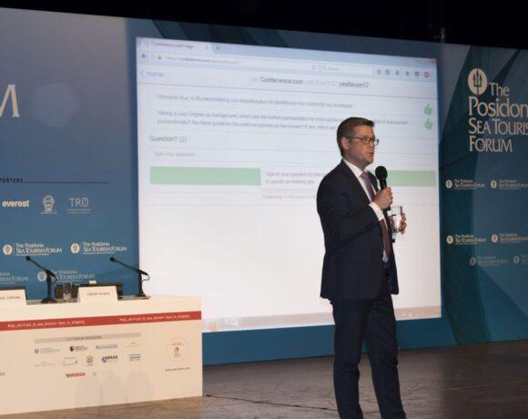 CLIA Announces Ukko Metsola as New Director General for Europe