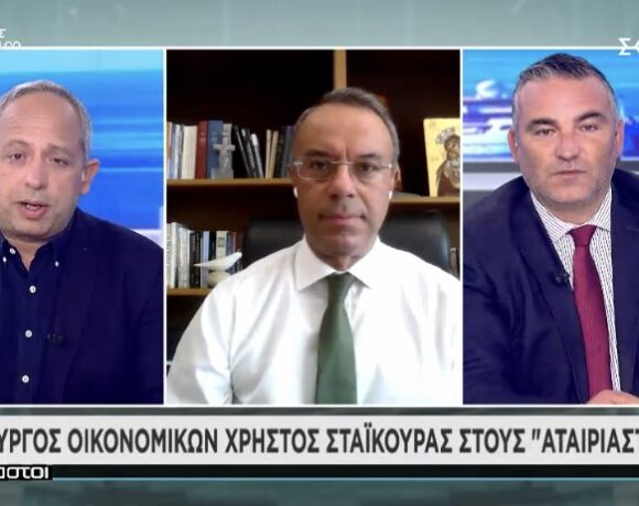 FinMin: Greek Economy Can Brave a Second Lockdown if Needed