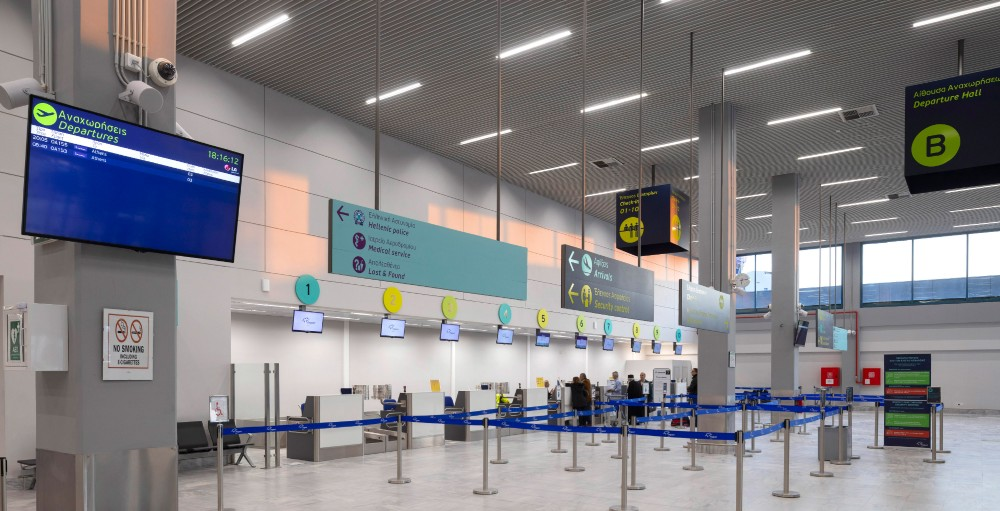 Fraport Greece Completes Upgrade Works at 11 Regional Airports