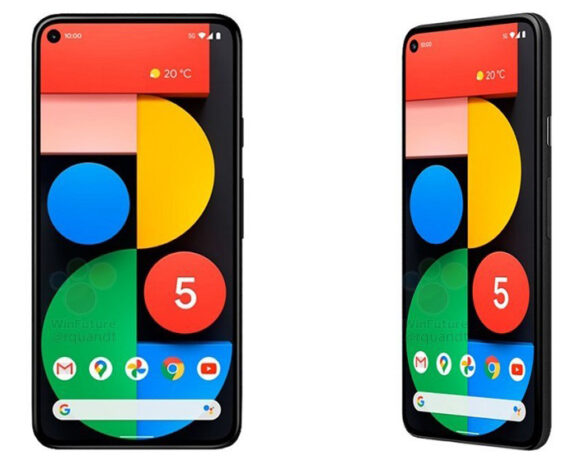 Google Pixel 5: Οι πρώτες live φωτογραφίες επιβεβαιώνουν το design