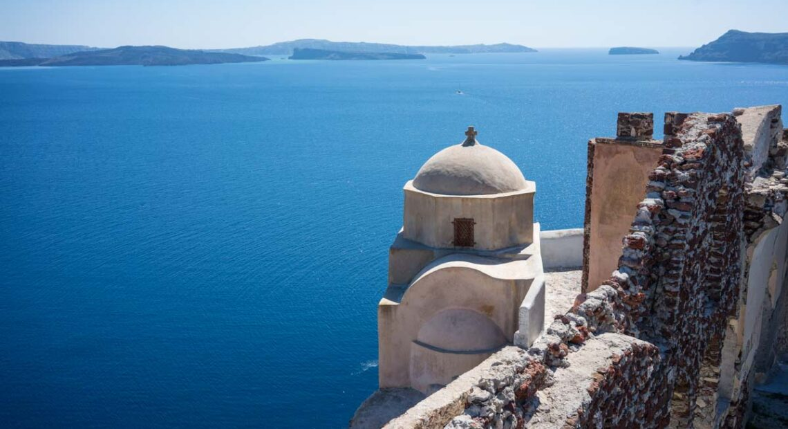 Greece Among UK's Most Searched-for 2021 Holiday Destinations