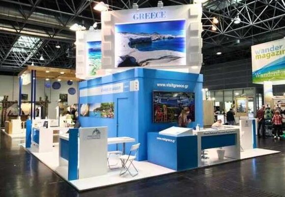 Greece Attends First Expo After Covid-19 Lockdown