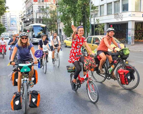 Greece Draws Up Strategy to Increase Bicycle Use