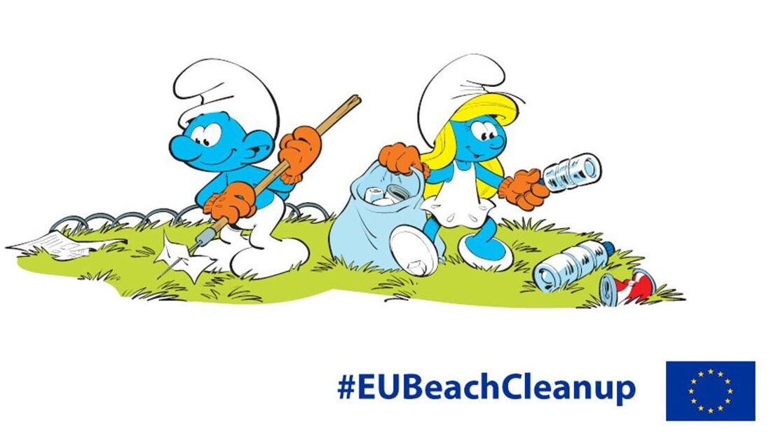 Greece Supports #EUBeachCleanUp Campaign