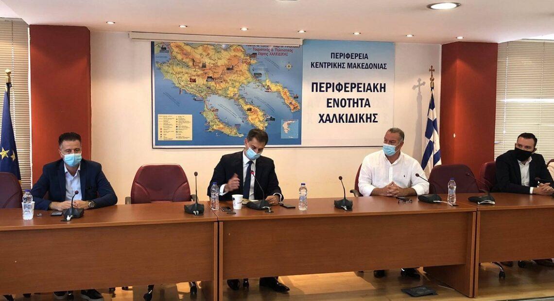 Greek Tourism Ministry Pledges Additional Publicity for Halkidiki