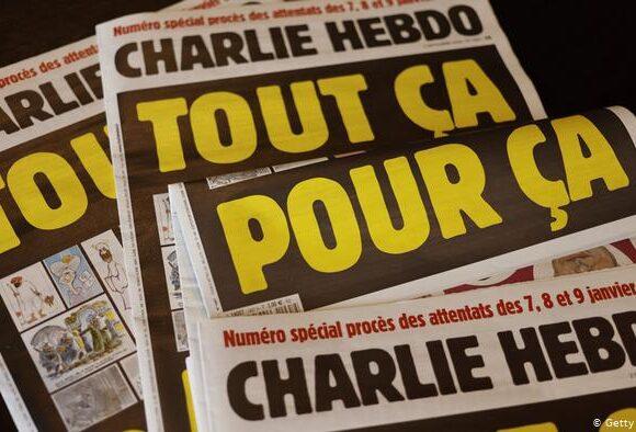 H Αλ Κάιντα απειλεί το Charlie Hebdo γιατί αναδημοσίευσε σκίτσα του Μωάμεθ