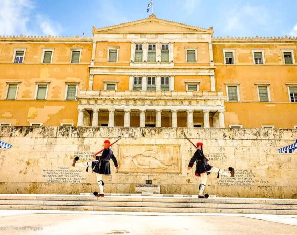 Hellenic Parliament Building to Get a Facelift