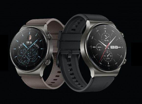 Huawei Watch GT2 Pro: Επίσημα με ασύρματη φόρτιση και τσιμπημένη τιμή