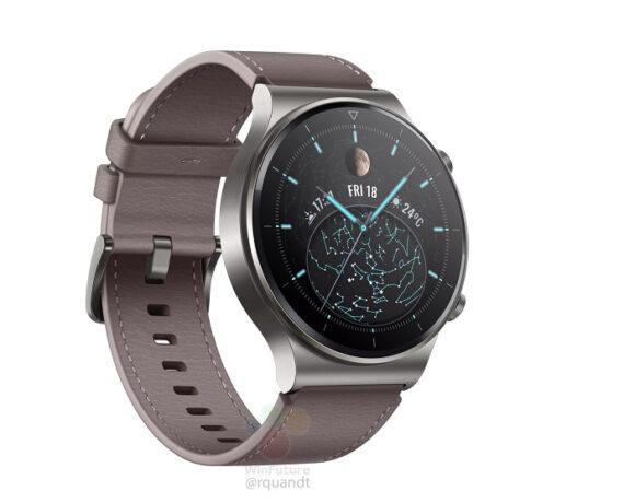 Huawei Watch GT2 Pro: Τα πρώτα renders και χαρακτηριστικά