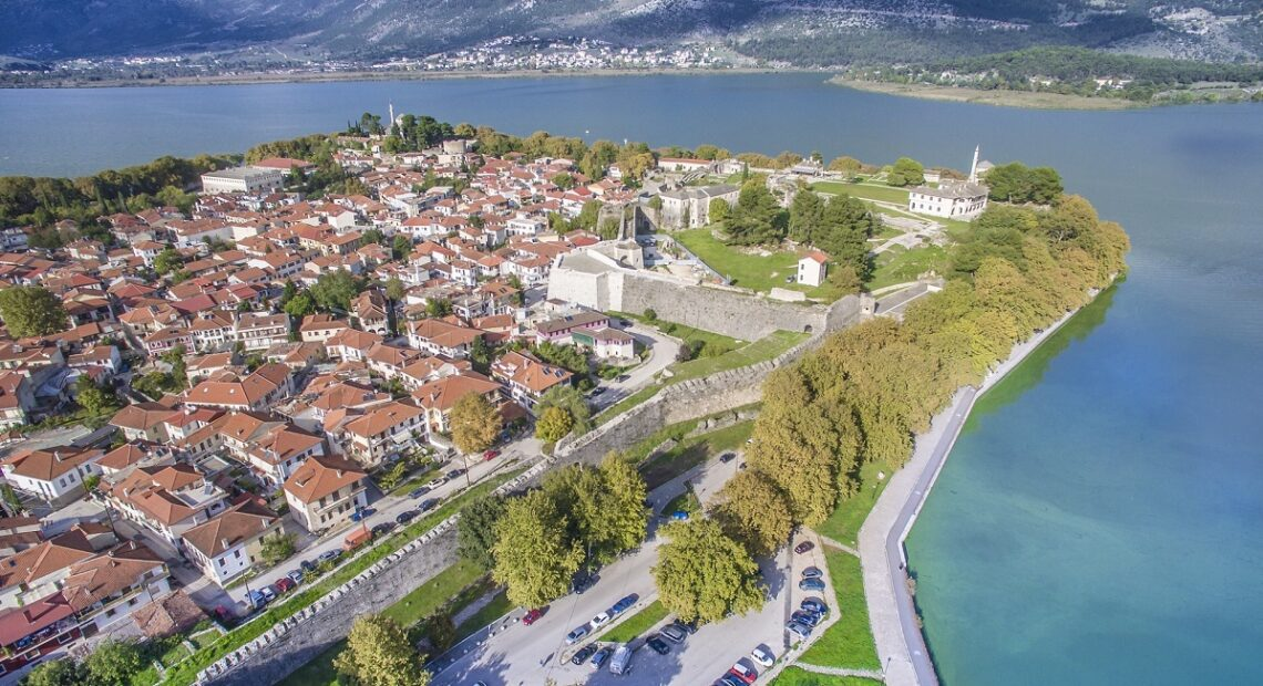 Ioannina Castle on its Way to Become a Cultural Park