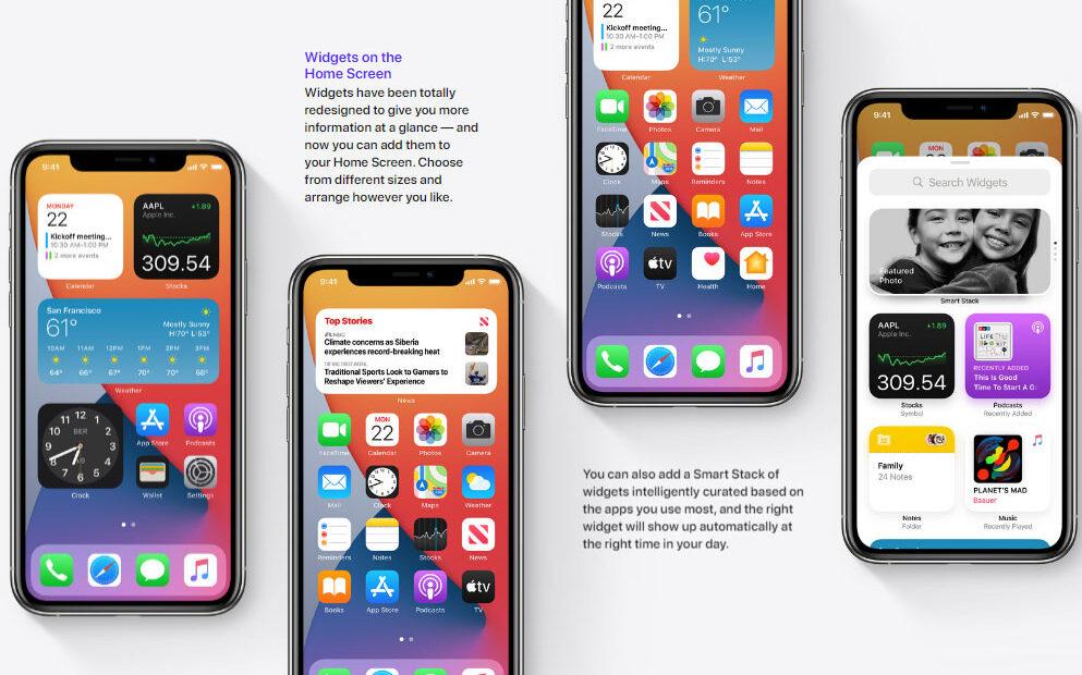 iOS 14 και iPadOS 14: Διαθέσιμα από 16 Σεπτεμβρίου για αναβάθμιση