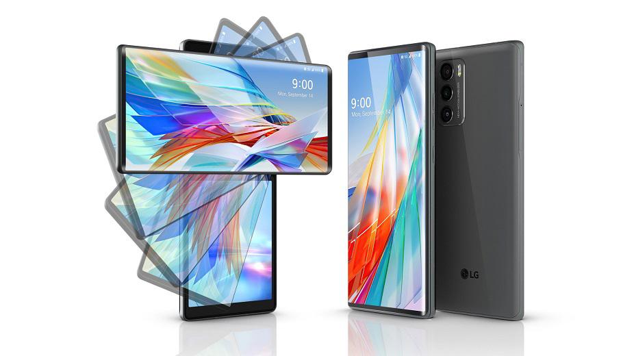 LG Wing 5G: Επίσημα με περιστρεφόμενη οθόνη και pop-up selfie