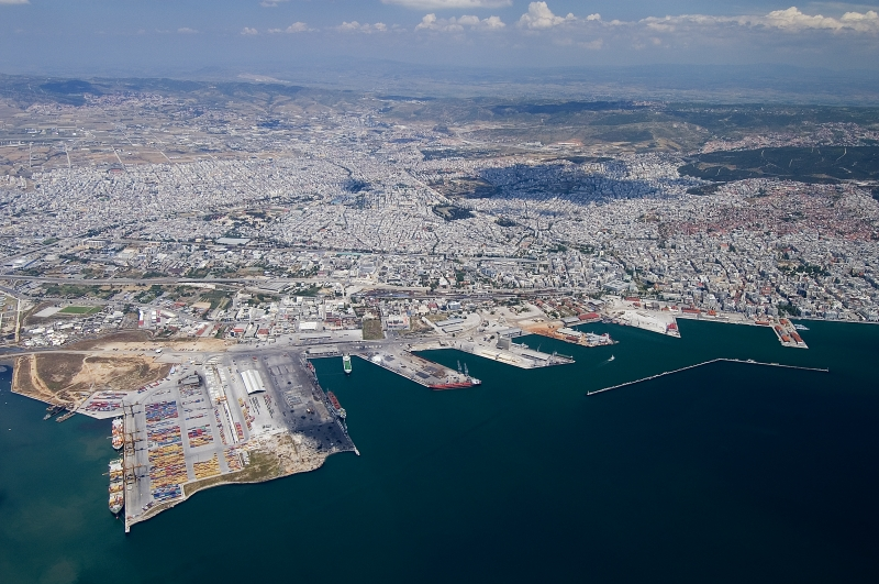 Major Projects to Boost Thessaloniki's Reputation in Southeastern Europe