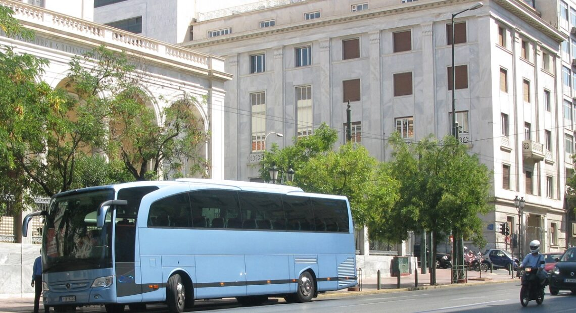 More Buses Soon on Athens Streets to Ease Crowding