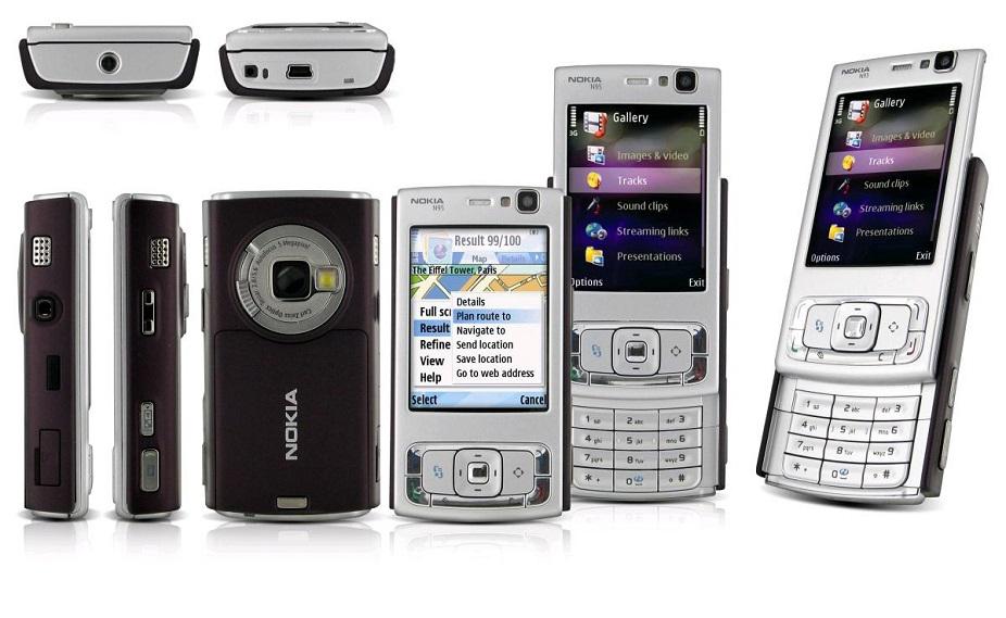 Nokia N95: Το smartphone πριν τα smartphones [Throwback]