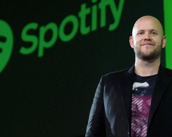 O CEO του Spotify θα επενδύσει €1 δισ