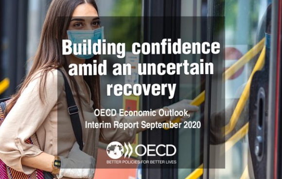 OECD: Better Outlook but Covid-19 Risks and Uncertainty Still High