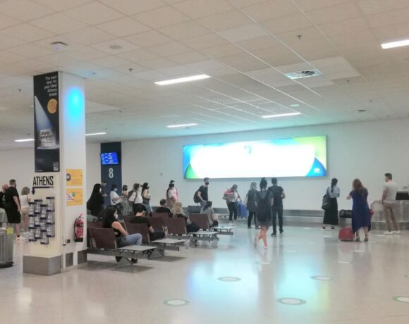 Passenger Traffic Still Down at Athens Airport Due to Covid-19