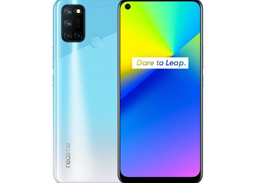 Realme 7i: Επίσημα με Snapdragon 662 τιμή 180 ευρώ [Ινδονησία]