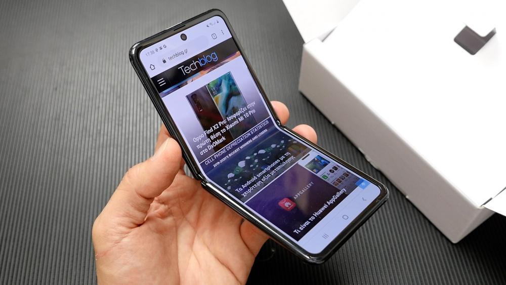 Samsung Galaxy Z Flip 2: Οι πρώτες πληροφορίες της δεύτερης γενιάς clamshell