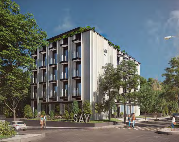 Say: New Four-star Boutique Hotel to Open in Kifissia