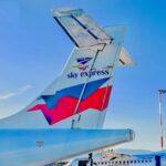 Sky Express: Τροποποιήσεις και ακυρώσεις πτήσεων λόγω απεργίας