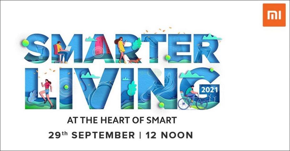 Smarter Living: Νέο event της Xiaomi στις 29 Σεπτεμβρίου