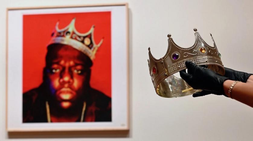 Sotheby's: 600 χιλ. δολάρια για τo χρυσό (πλαστικό) στέμμα του ράπερ Notorious B.I