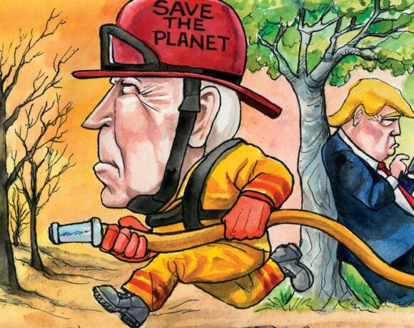 The Economist: Αντιπαράθεση Μπάιντεν – Τραμπ για την κλιματική αλλαγή