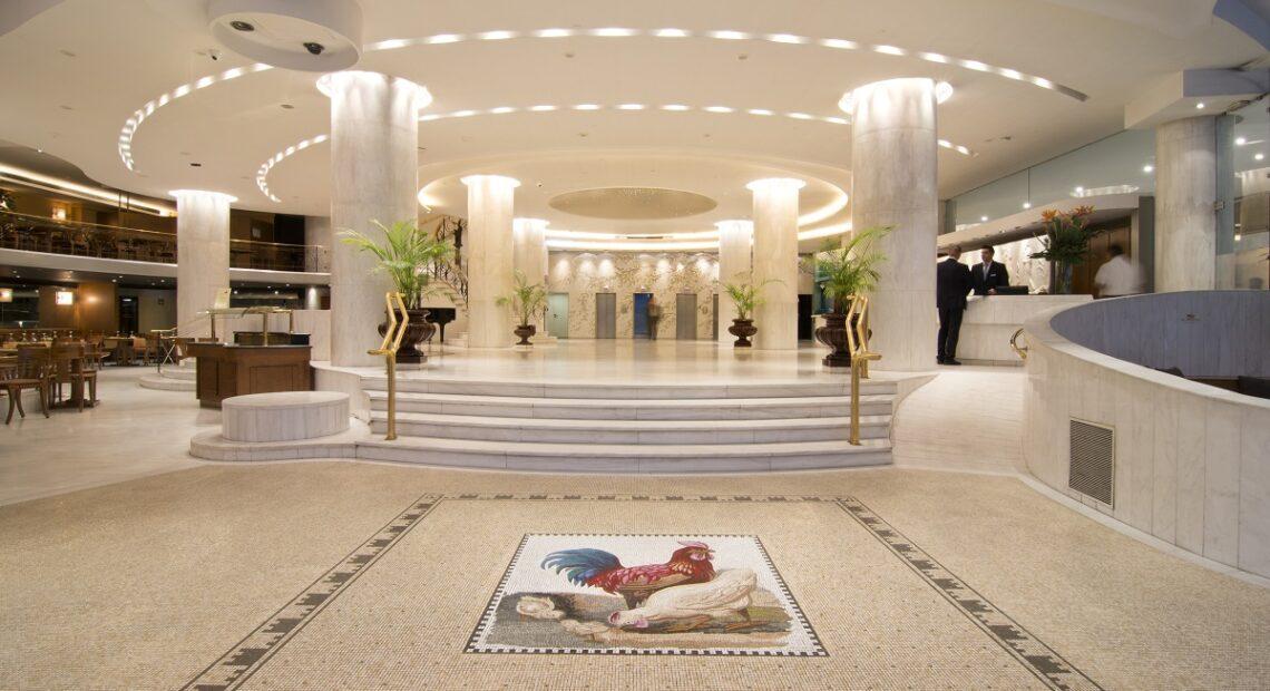 Titania Hotel Receives 'Safe Restart' Certification