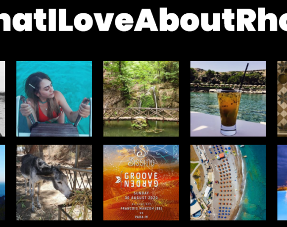 Travelers Share Their Love for Rhodes via New Campaign