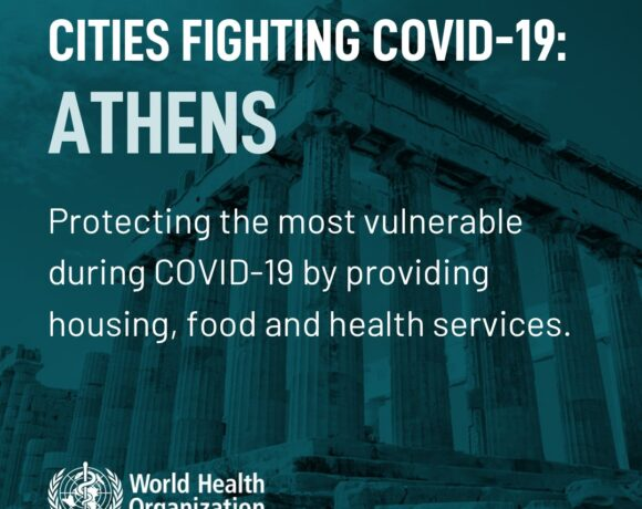 WHO Praises Athens for Protecting the Vulnerable During Covid-19 Pandemic