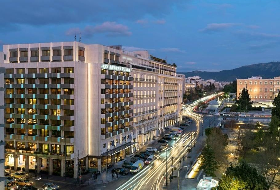 2020 GIFTTS Award: NJV Athens Plaza Recognized for Excellence in Sustainability