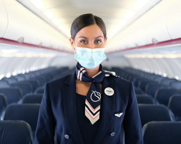 AEGEAN Introduces its Hygiene Attendants for Safer Travel